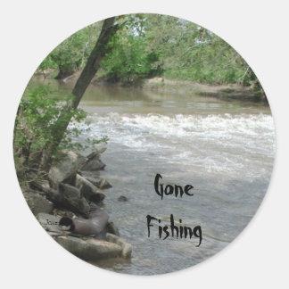 Etiquetas de pesca idas por Janz