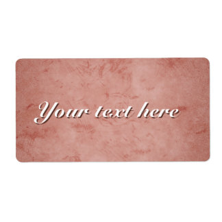 Etiquetas de Shipiping com textura cor-de-rosa do Etiqueta De Frete