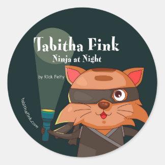 Etiquetas de Tabitha Fink Ninja