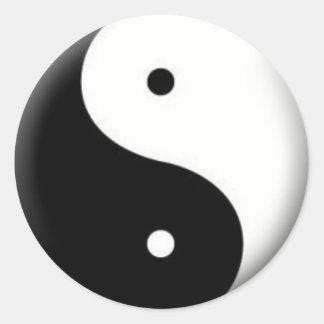 Etiquetas de Yin-Yang