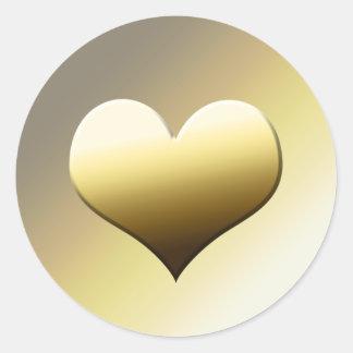 Etiquetas diferentes 01 do coração das raças adesivo