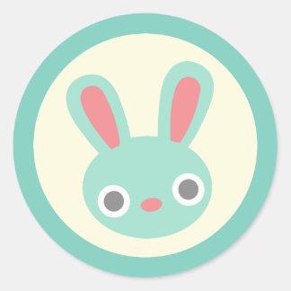 Etiquetas do coelho