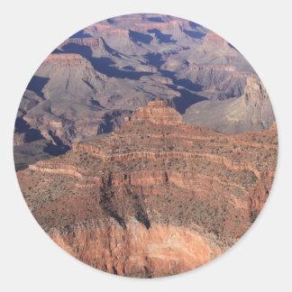 Etiquetas do Grand Canyon