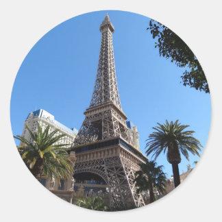 Etiquetas do hotel & do casino de Paris Las Vegas