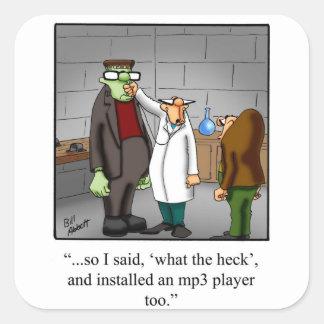 Etiquetas do humor do Dia das Bruxas engraçado