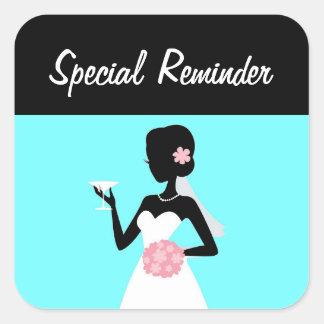 Etiquetas do lembrete do planejador do calendário