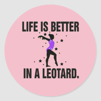 Etiquetas do Leotard da ginástica
