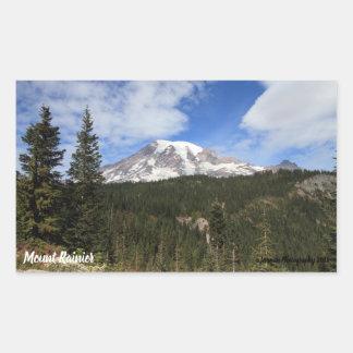 Etiquetas do Monte Rainier