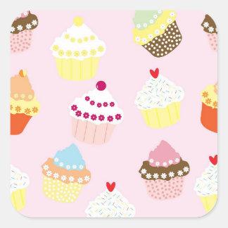 Etiquetas dos cupcakes