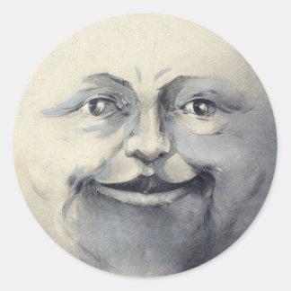 Etiquetas e etiquetas benevolentes da lua