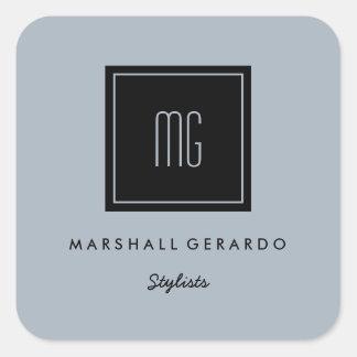 Etiquetas feitas sob encomenda do logotipo do
