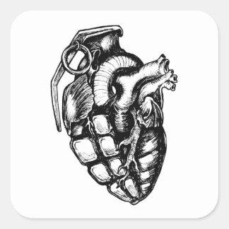Etiquetas humanas do coração