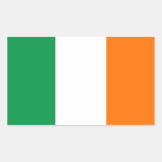 Etiquetas irlandesas da bandeira