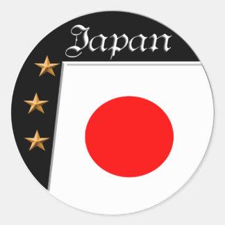 Etiquetas japonesas adesivo