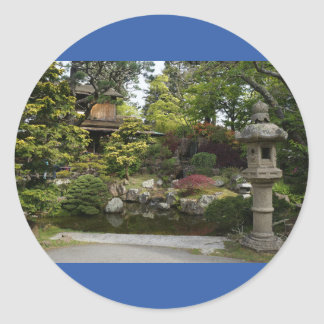 Etiquetas japonesas do jardim de chá #3 de San