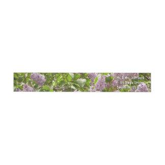 Etiquetas Lilac Bush