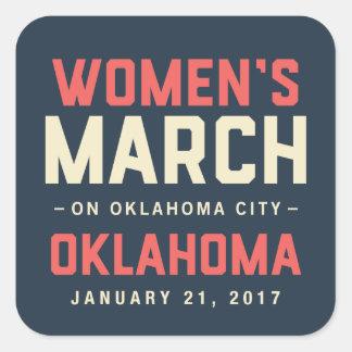 Etiquetas - logotipo de março
