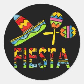 Etiquetas mexicanas de Maraca do Sombrero do