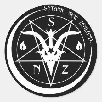 Etiquetas oficiais de SNZ
