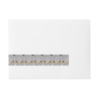 Etiquetas Para Envelope Colunas do Sheikh Zayed Grande Mesquita, Abu Dhabi