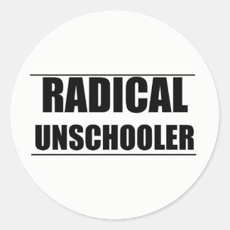 Etiquetas radicais de Unschooler