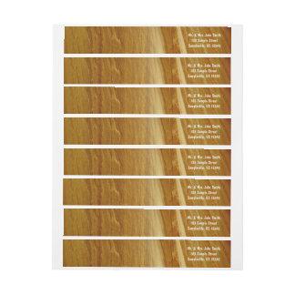 Etiquetas Textura de madeira do falso da madeira de pinho II