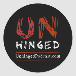Etiquetas Unhinged do Podcast