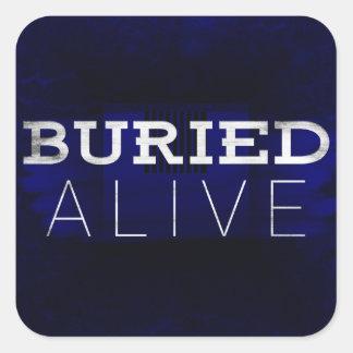 Etiquetas vivas enterradas
