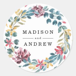 Etiquetas Wedding personalizadas   elegantes das