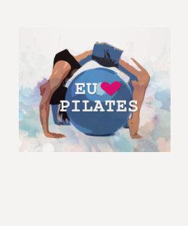Eu <3 Pilates no Outono! Tshirts