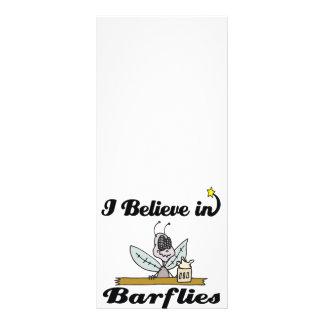 eu acredito nos barflies panfletos informativos personalizados