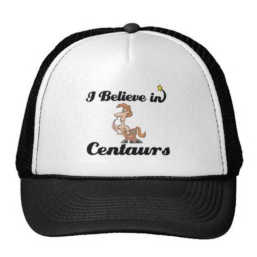 eu acredito nos centauros bonés