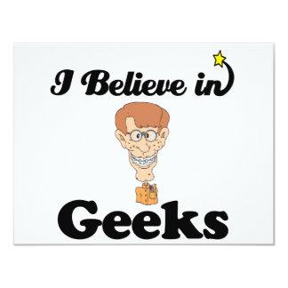 eu acredito nos geeks convite
