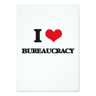 Eu amo a burocracia