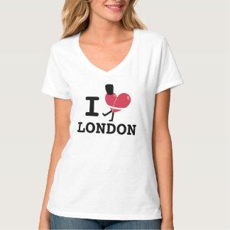 Eu amo a camisa de Londres Camisetas
