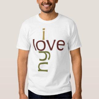 Eu amo a camisa de NY Camiseta