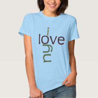 Eu amo a camisa de NY Tshirt