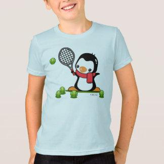 Eu amo a camisa do tênis