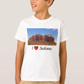Eu amo a camisa leve do miúdo de Sedona