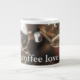 Eu amo a caneca de café
