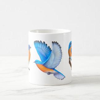 Eu amo a caneca de café dos Bluebirds