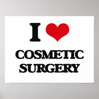 Eu amo a cirurgia estética