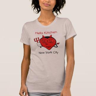 Eu amo a cozinha do inferno! camiseta