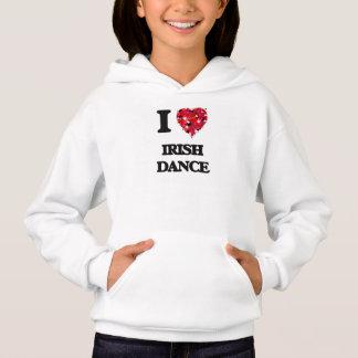 Eu amo a dança irlandesa
