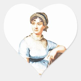 Eu amo a etiqueta de Jane Austen
