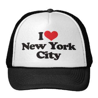 Eu amo a Nova Iorque Bone