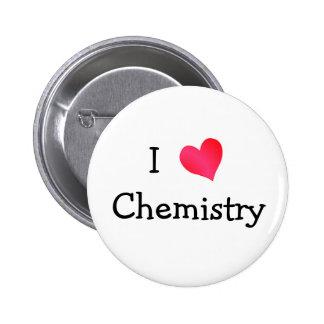 Eu amo a química pins