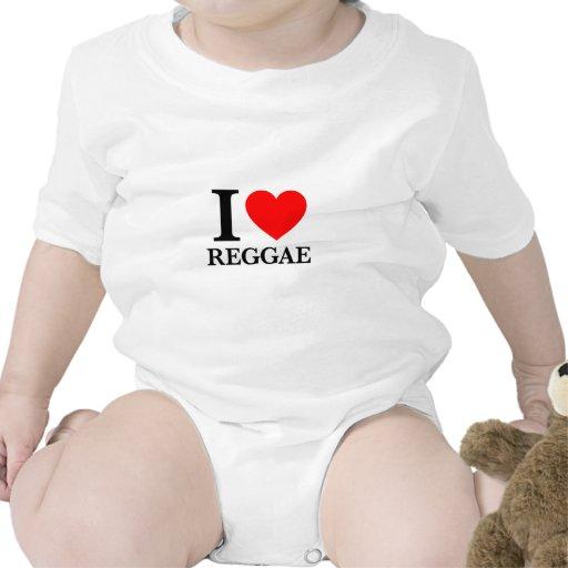 Eu amo a reggae babador