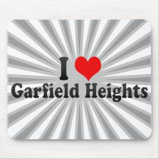 Eu amo alturas de Garfield, os Estados Unidos Mouse Pads