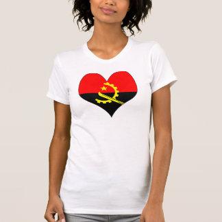 Eu amo Angola Tshirts